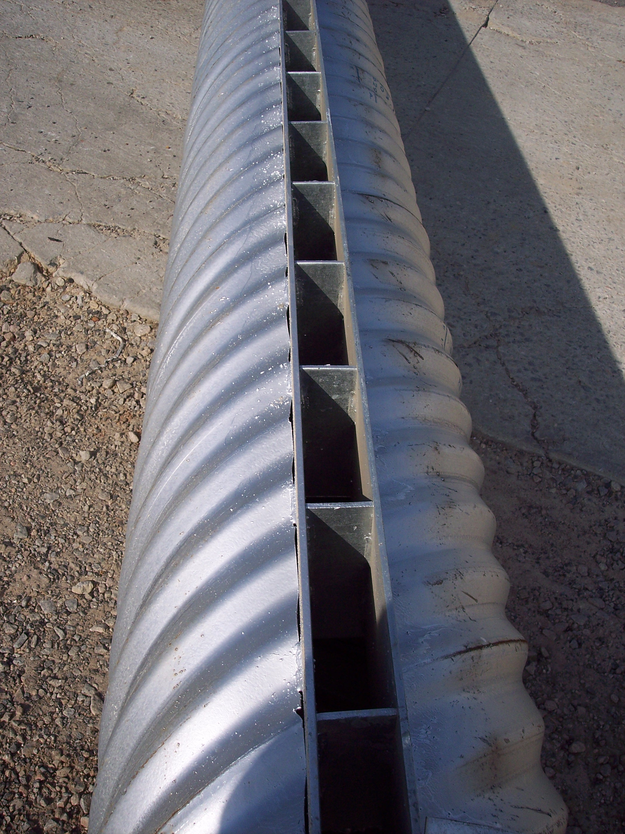 Clear Plastic Tubing Slotted Drainage Pipe